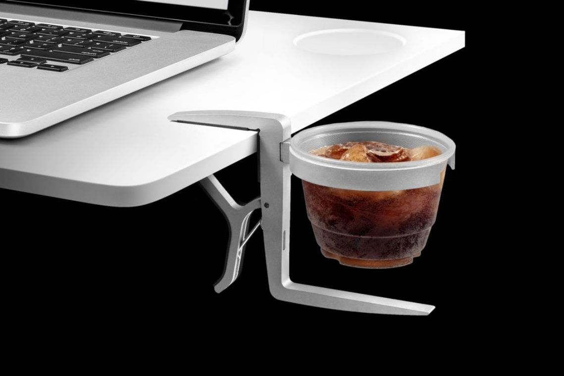 Vector Cup Holder: Protect Your Expensive Electronics